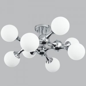Polished Chrome Ceiling Fittings