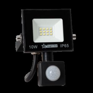 LED Flood Lighting with Sensor
