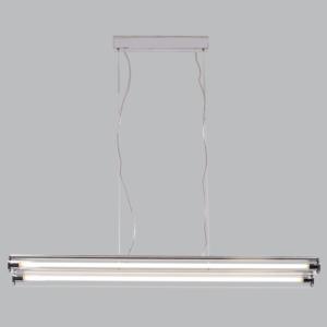 Suspended Fluorescent Lighting